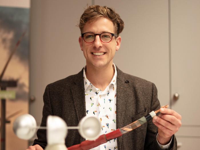 Prof. Dr. Carsten Fichter von EnergieSynergie