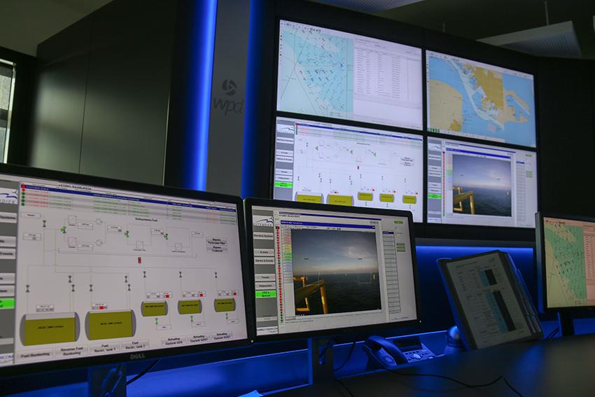 Über 5 GW in der Betriebsführung: wpd windmanager wächst