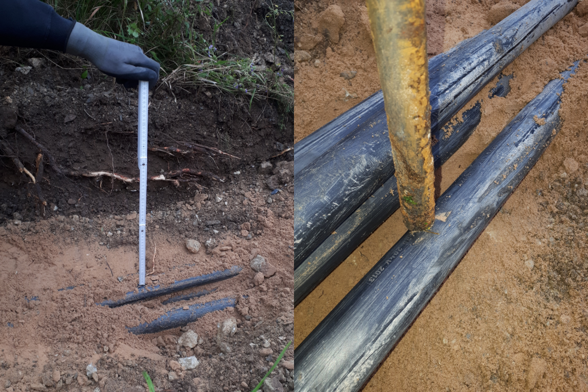Kabelbauer in der Gewährleistung