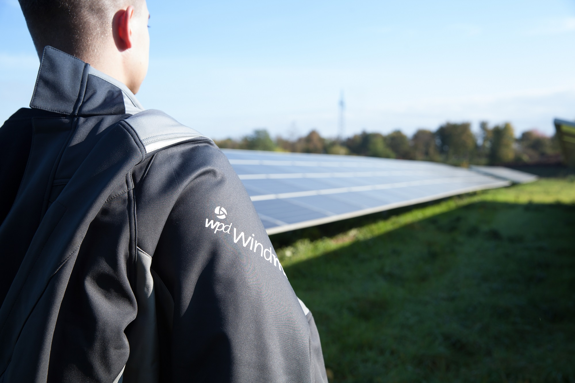 Solarpark-Management